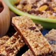 Stock Photo: Cereal bars