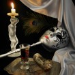 Venetian mask — Stock Photo #2950910