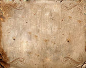Vintage background - old paper. — Stock Photo