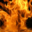 Fire flames — Stock Photo #2980453