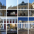 City architecture. Odessa, Ukraine — Stock Photo
