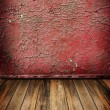 Stock Photo: Old grunge interior 6
