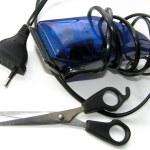Hair grooming parts. — Stock Photo
