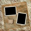 Vintage photo frame — Stock Photo #3849940