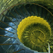 Spiral stairs — Stock Photo #2872033