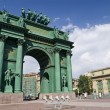 Triumphal Arch — Stock Photo #2982181