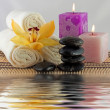 Spa treatment - Stockfoto