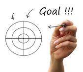 Goal — Stock Photo