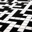 Crossword puzzle — Foto Stock #3313890