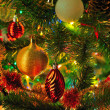 Christmas background — Stock Photo #2759000