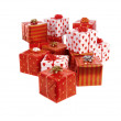 Heap of gifts — Stock Photo #2759370