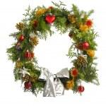 Christmas wreatlh — Stock Photo