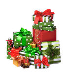 Christmas presents — Foto Stock