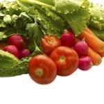 Heap of vegetable — Stock Photo #2762611
