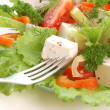 Vegetable salad - 