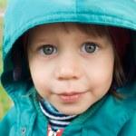 Little girl — Stock Photo #3642395