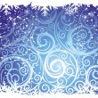 Winter backgrounds — Vector de stock