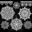 Royalty-Free Stock Vector Image: Vector lace