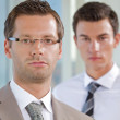 Portrait of businessmen - Stock Photo