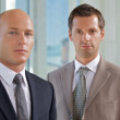Portrait of businessmen — Stock Photo