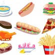 Food Icons — Stock Vector #2740292