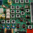 Stock Photo: Electronic boards