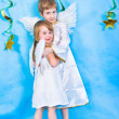 Royalty-Free Stock Photo: Beautiful angels