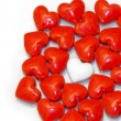 Stock Photo: Sweet hearts