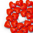 Sweet hearts — Stock Photo