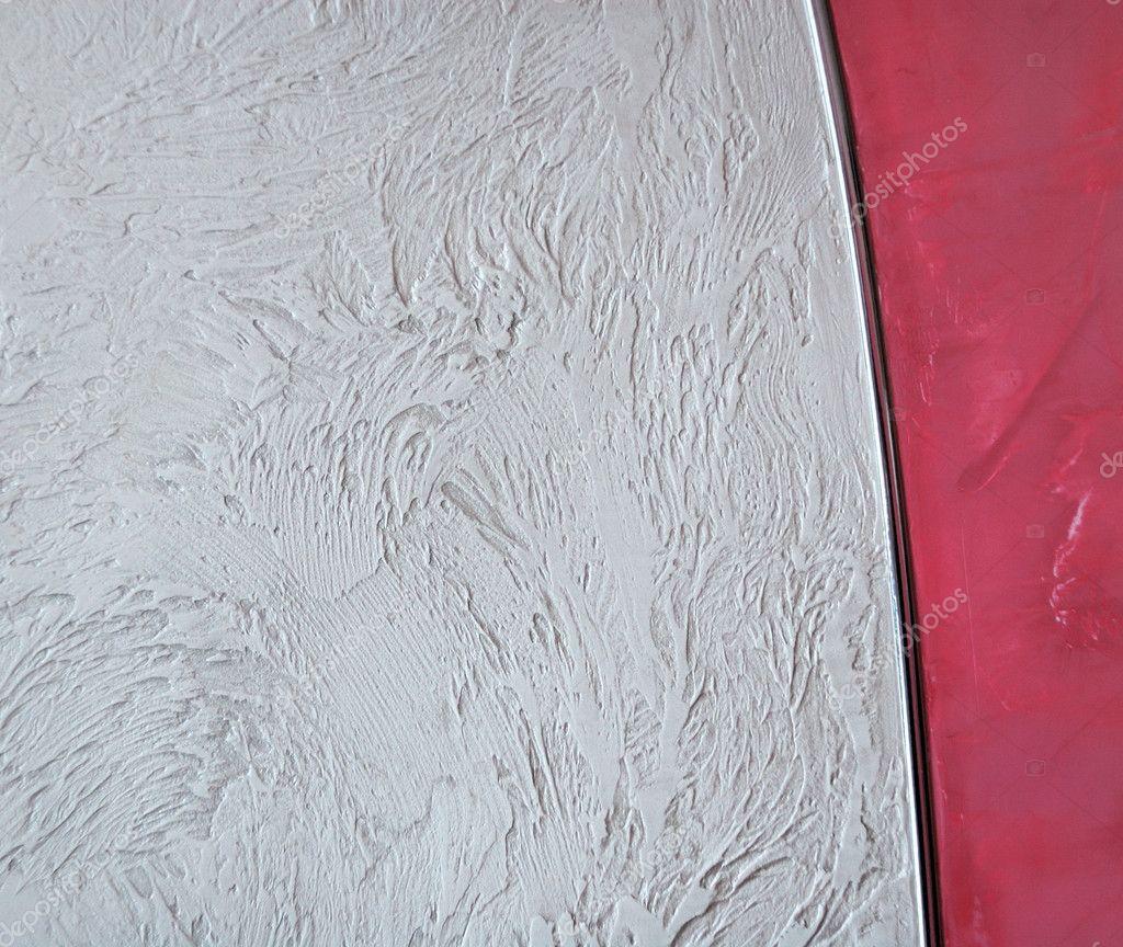 Decorative Wall Stucco Texture Stock Photo