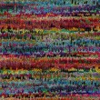 Stock Photo: Texture varicoloured fabrics