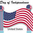 Day of independence — Stock Photo #3301960