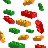 Lego — Stock Vector