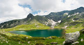 The Rila Lakes — Stock Photo