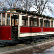 Old tram. — Stock Photo #2839394
