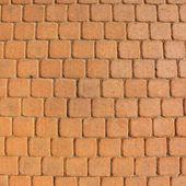 Red brick. — Stock Photo