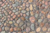 Kamień drogowy. — Zdjęcie stockowe