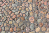 Calzada de piedra. — Foto de Stock