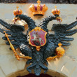 The arms of the Russian empire. — Stock Photo