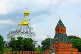 Moscú, el kremlin. — Foto de Stock