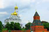 Moscow, the Kremlin. — Stockfoto