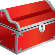 Vector de stock : Chest