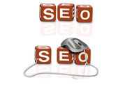 Seo search engine optimizing — Stock Photo