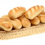 Basket of bread roll. — Stock Photo #2696077