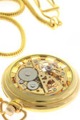 Antique pocket watch. — Foto de Stock