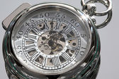 Antique pocket watch. — Stock Photo