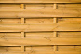 Fence from wooden boards. — Stock Photo