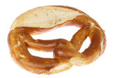 Salted pretzel. — Stock Photo