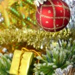 Christmas decoration. - Foto Stock