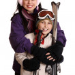 Ready for the ski season - Foto Stock